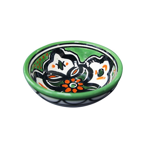 小碗 (9cm) 綠色