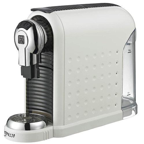 意特濃 - 纖巧型膠囊咖啡機 (白色) 限量供應