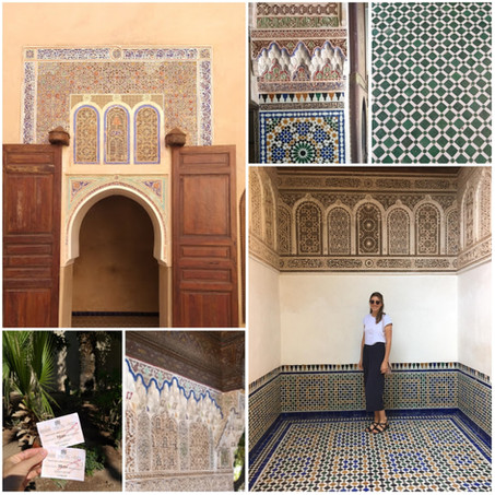 A day in Marrakesh