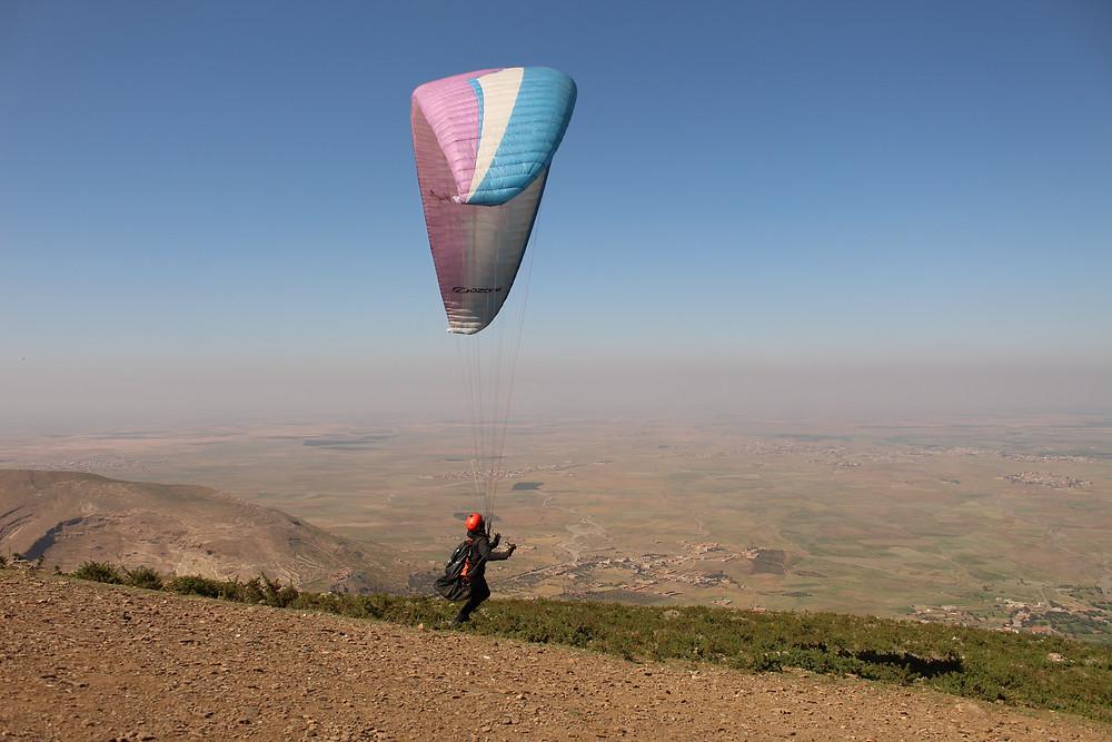 Mzouda Take off