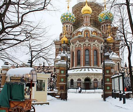 Two Days in Saint Petersburg