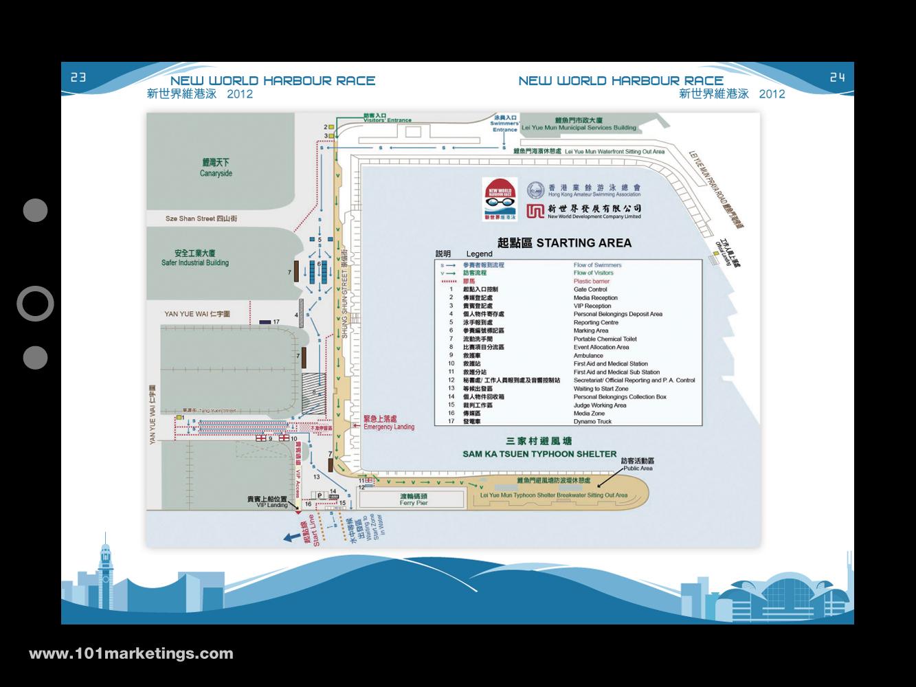 Harbour Race Booklet