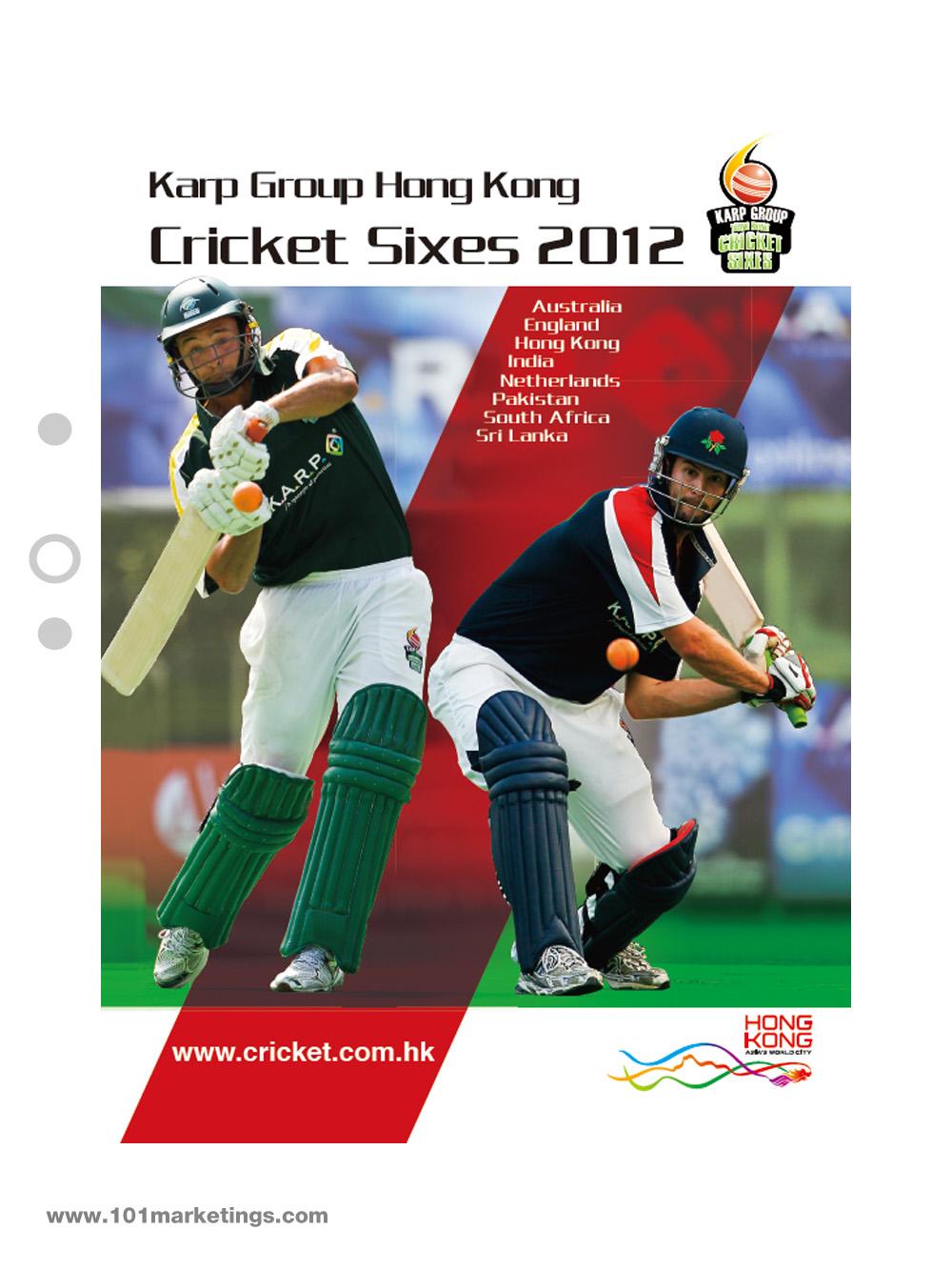 Cricket Sixes