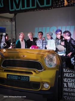 Mini Cooper Music Show in Macau