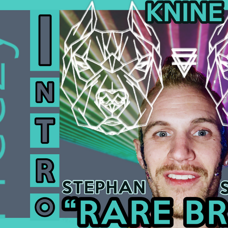 "Frankly Freezy Show Intro | ""Rare Breed"" - KNINE Feat. SirFreezy"