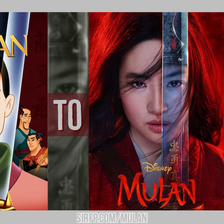 "Disney's Mulan ""Live Action"" In Theaters March 27, 2020"