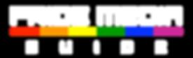 Pride Medai Guide logo giff final black
