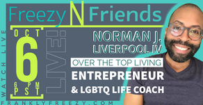 Timez Tuesday With Norman J. Liverpool