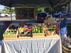 Fresh Fruits, Herbs & Vegetalbes @ Fruita Farmers Market