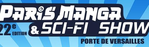 PARIS MANGA & SCI-FI SHOW 2016