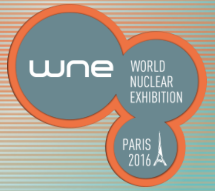 WORLD NUCLEAR EXHIBITION 2016