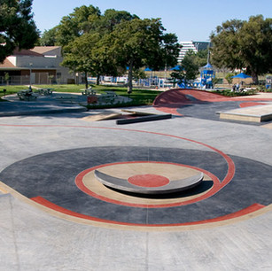 Stoner Skate Plaza, CA