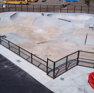 Ojai Skate Park, CA