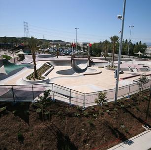 Santa Clarita Skate Park, CA