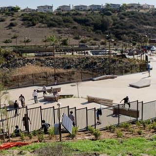 Alga Norte Skate Park, CA