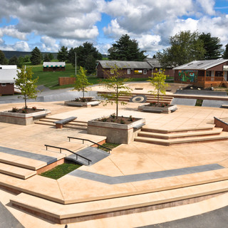 Woodward East Skate Plaza, PA