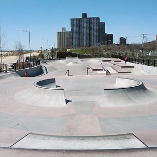 Rockaway Skate Park, NY