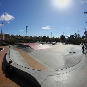Carmel Valley Skate Park, CA