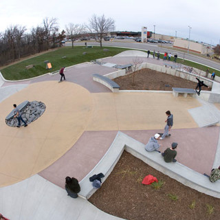 St. Cloud Skate Plaza