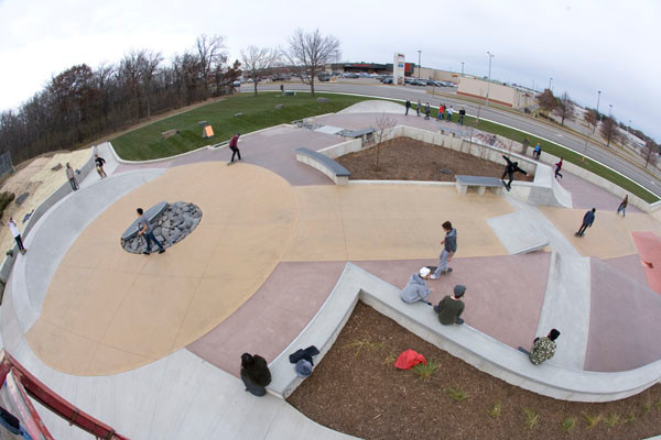 St. Cloud Skate Plaza