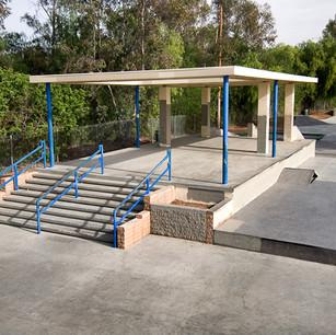 Nike Skate Plaza, CA