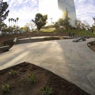 Lafayette Skate Plaza