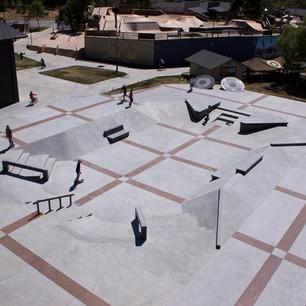 Woodward West Skate Plaza, CA