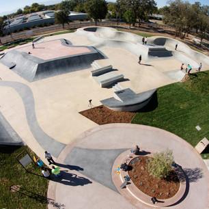 Corning Skate Park, CA