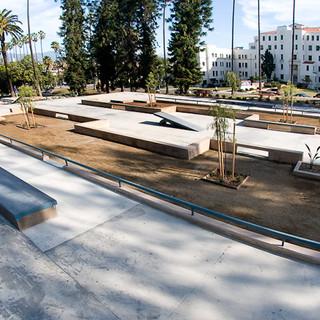 Hollenbeck Skate Plaza, CA
