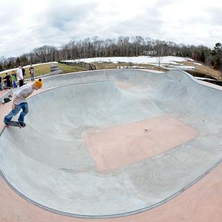 Hingham Skate Park, Hingham MA