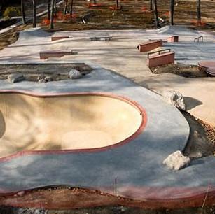 Rockwell Skate Park, CT