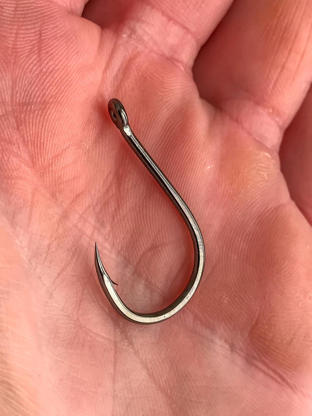The Chinu, a hook that sticks