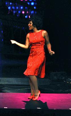Tiana Okoye in Hairspray