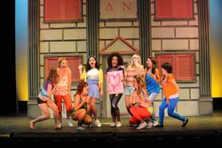 Legally Blonde- Moonlight Theatre