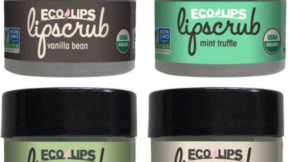 Organic Lip Scrub