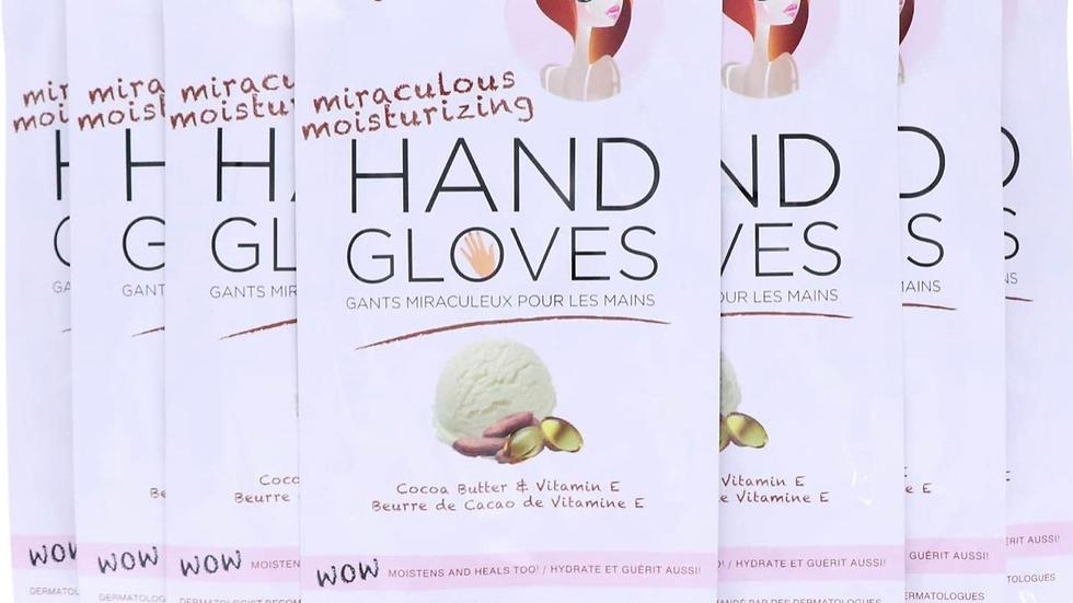 Miraculous Moisturizing Hand Gloves