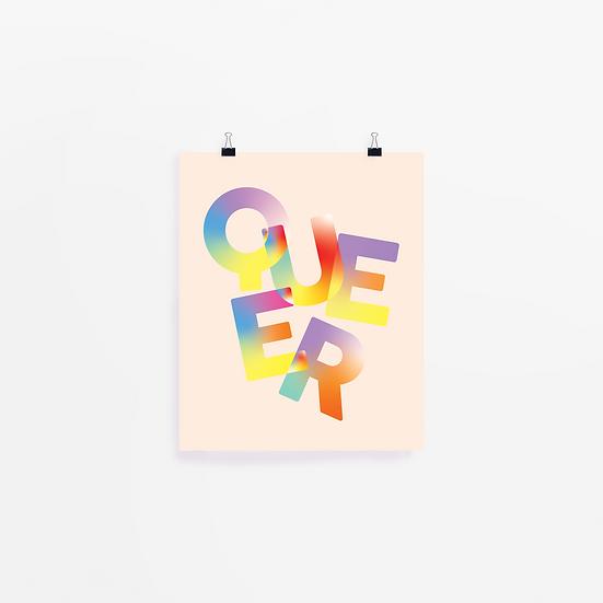 'QUEER' digital download