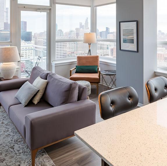 chicago interior design photography by arynlei creative co
