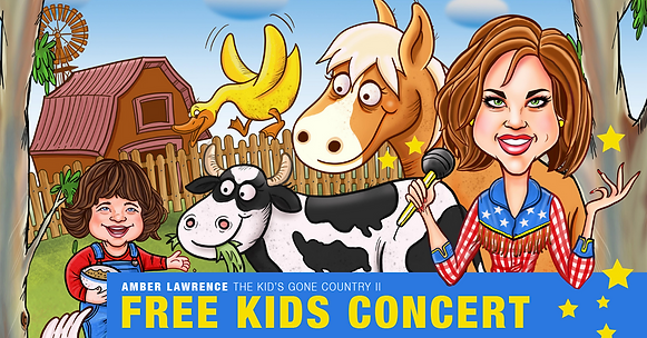 FREE Kids Concert feat. Amber Lawrence