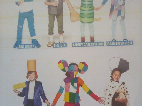 World Book Day - Dress Up Ideas!