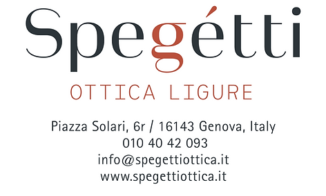 Spegetti Ottica Ligure