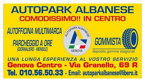 AUTOPARK ALBANESE