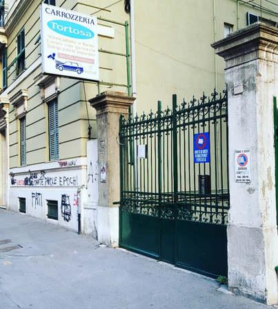 Carrozzeria Tortosa Il Portale di Genova