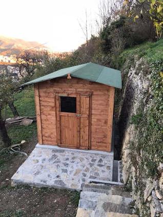 Ecolegna Portale di Genova