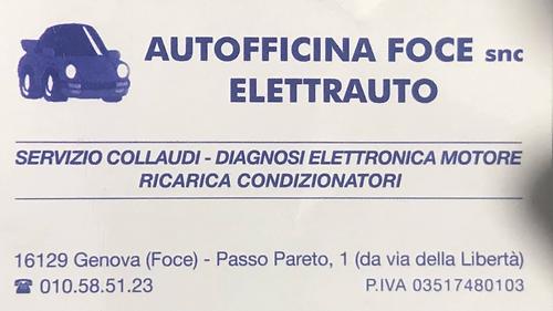 Autofficina Foce