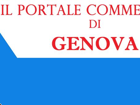 Il nuovo PORTALE commerciale Genovese!