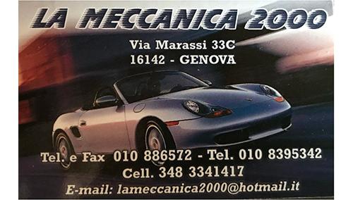 La Meccanica 2000