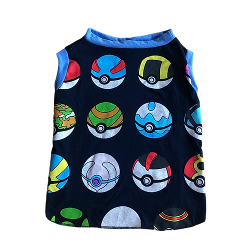 X Large Pokémon Poké-ball t-shirt