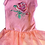 Thumbnail: X-Small-T-shirt dress for the feminine pup.