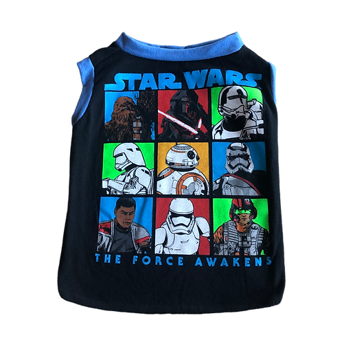 X Large Star Wars recycled t-shirt